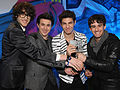 Lost best italian act @ Ema mtv 2009.jpg