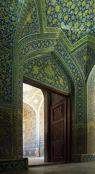 File:Lotfollah mosque, isfahan.jpg