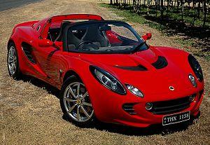 Lotus Elise - 2008 Lotus Elise R in Western Australia, Australia.