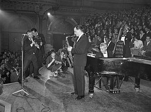 Lou Levy (pianist) - Image: Lou Levy