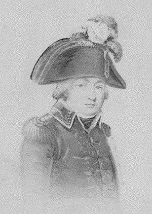 Louis André Bon - General of Division Louis André Bon
