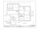 Louis Hammerschmidt House, 817 Charter Street, Monticello, Piatt County, IL HABS ILL,74-MONCEL,1- (sheet 4 of 4).png