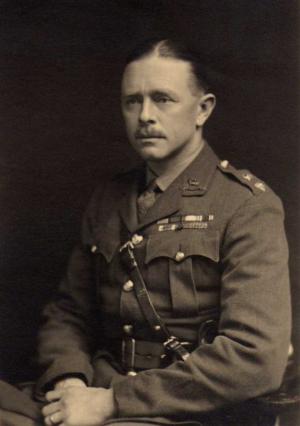 George Giffard - George Giffard as lieutenant colonel during or shortly after World War I.