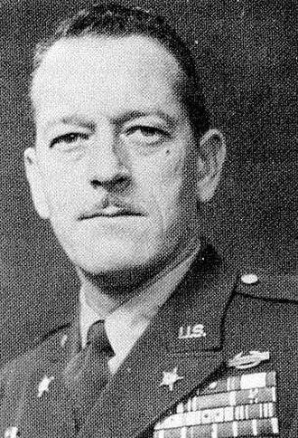 Russell W. Volckmann - Lt. Col. Russell W. Volckmann, post WW II