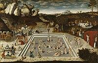 Lucas Cranach - Der Jungbrunnen (Gemäldegalerie Berlin).jpg