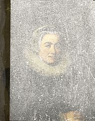 Portrait of Lucretia Pellicorne, Wife of Gualtero del Prado