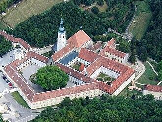 Heiligenkreuz Abbey - Heiligenkreuz Abbey