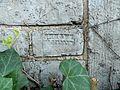 Luisen-Friedhof II - Ziegelstempel A.SUMPF PAREY RATHENOW.jpg