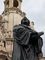 Luther in front of the Dresden Frauenkirche (7213589256).jpg