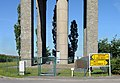 Luxembourg Dahl water tower base 2012.jpg