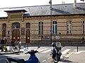Lycée Molière, vu rue Gustave Zédé, Paris 16e 2.jpg
