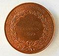 Médaille en cuivre. Société pour l'instruction élémentaire. 1889. Graveur DOMARD Joseph François (1792-1858). 1815. 41 mm, 34 gr (2).jpg