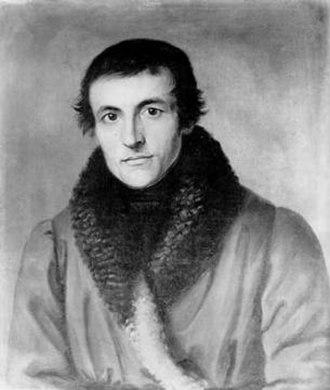 Johann Adam Möhler - Johann Adam Möhler (ca. 1837)
