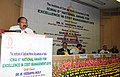 M. Veerappa Moily addressing at the presentation of the 8th National ICWAI Awards for Excellence in Cost Management-2010, in New Delhi. The Minister of State for Petroleum and Natural Gas and Corporate Affairs.jpg