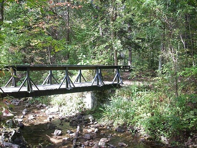 Lick Creek Park Nature Center