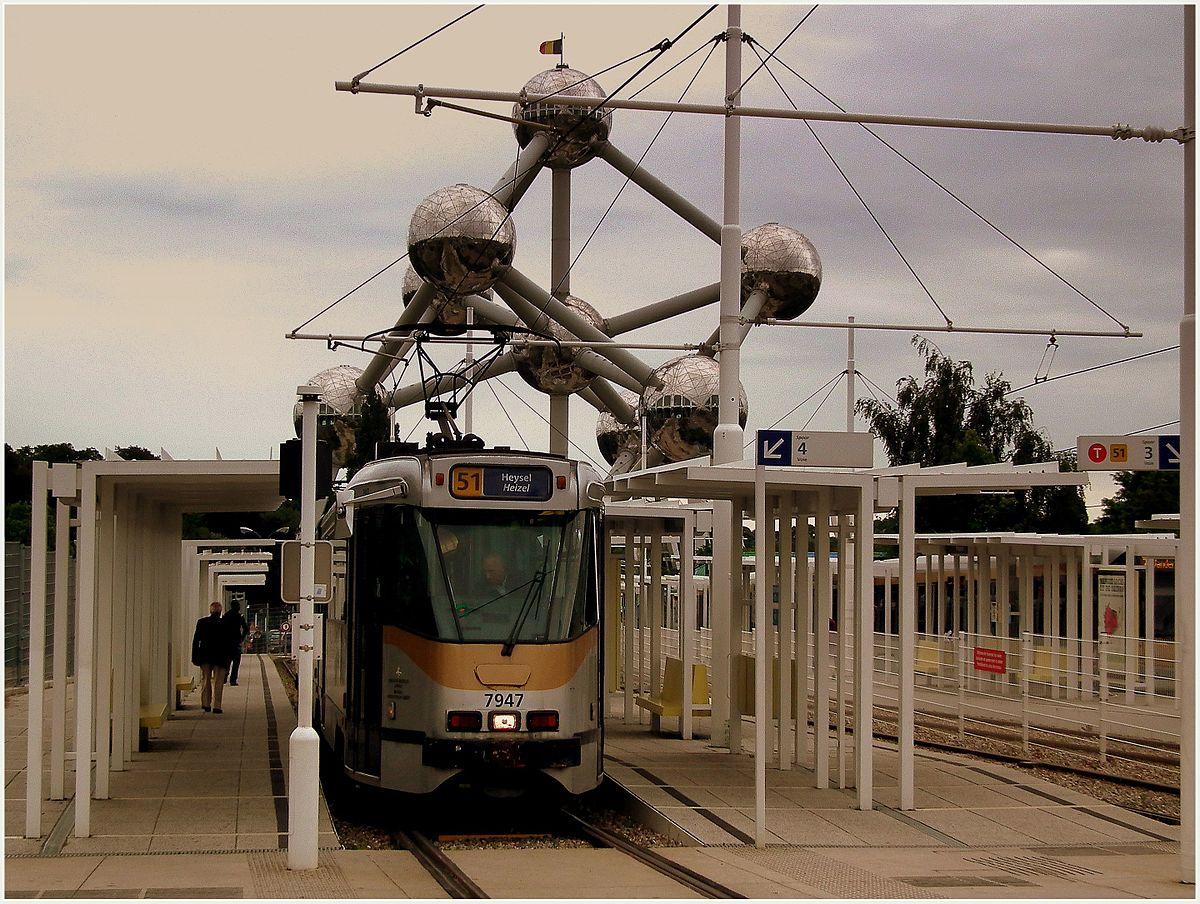 Tramlijn 51 (Brussel) - Wikipedia
