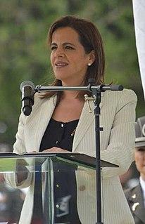 María Paula Romo Ecuadorian politician