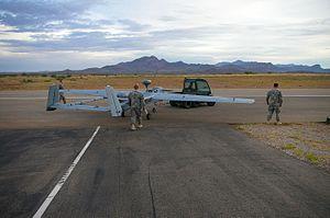 IAI RQ-5 Hunter - Image: MQ 5B Hunter