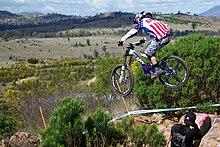マウンテンバイク - Wikipedia