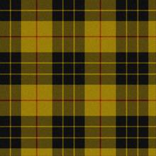 CLAN Cravate Hannay moderne tartan pure laine écossais fait à la Main Cravate