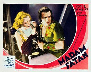 <i>Madam Satan</i> 1930 film