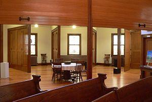Akron Plan - Image: Madison, Nebraska First Presbyterian Sunday school 2