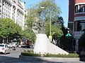 Madrid-Busto de F. Goya 01.JPG