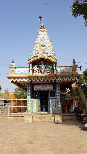 Samatra - Mahadev Temple, Samatra