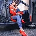 Mahsa Ghazanfari, Iranian model and fashion designer (5).jpg