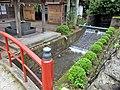 Main approach to Kanahebi-Suijinja shrine 1.JPG