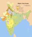 Major crop areas India.png