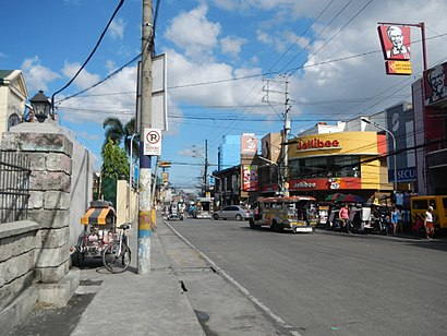 How to get to Malabon City with public transit - About the place