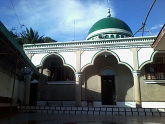 Malaybalay - The Malaybalay Grand Mosque located in Barangay 9 also serves as the Islamic Center in Bukidnon.