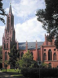 Malchow Abbey monastery