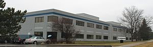 Mando Corporation - Mando America office, Plymouth, Michigan. Since have moved to new location in Novi, MI