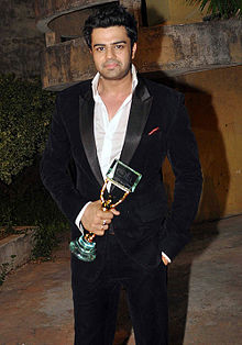 Manish Paul at ITA 2012.jpg