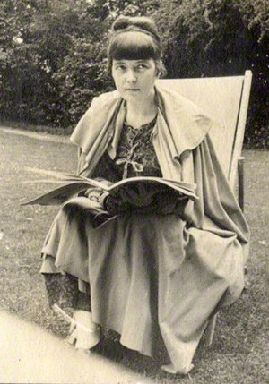 Katherine Mansfield - Mansfield in 1917