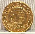 Mantova, federico II gonzaga marchese, oro, 1484-1519, 02.JPG