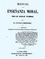 Manual de enseñanza moral - Esteban Echeverria.pdf