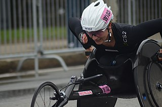 Manuela Schär Swiss Paralympic athlete