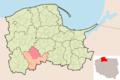 Map - PL - powiat chojnicki - Brusy.PNG