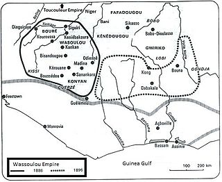 Wassoulou Empire short-lived (1878–1898) empire of West Africa