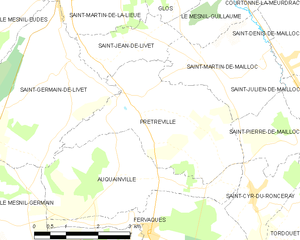 Map commune FR insee code 14522.png