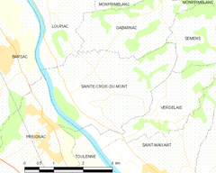 Map commune FR insee code 33392.png