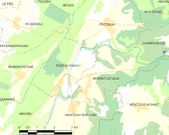 Map commune FR insee code 39437.png