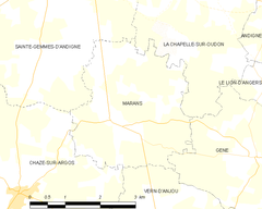 Map commune FR insee code 49187.png