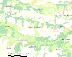 Map commune FR insee code 56219.png