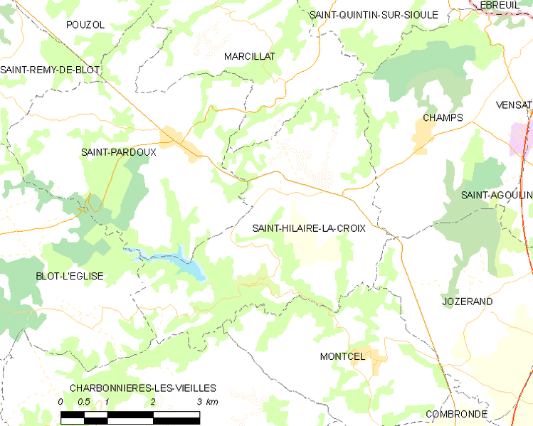 Archivo:Map commune FR insee code 63358.png