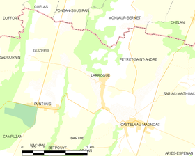Map commune FR insee code 65263.png