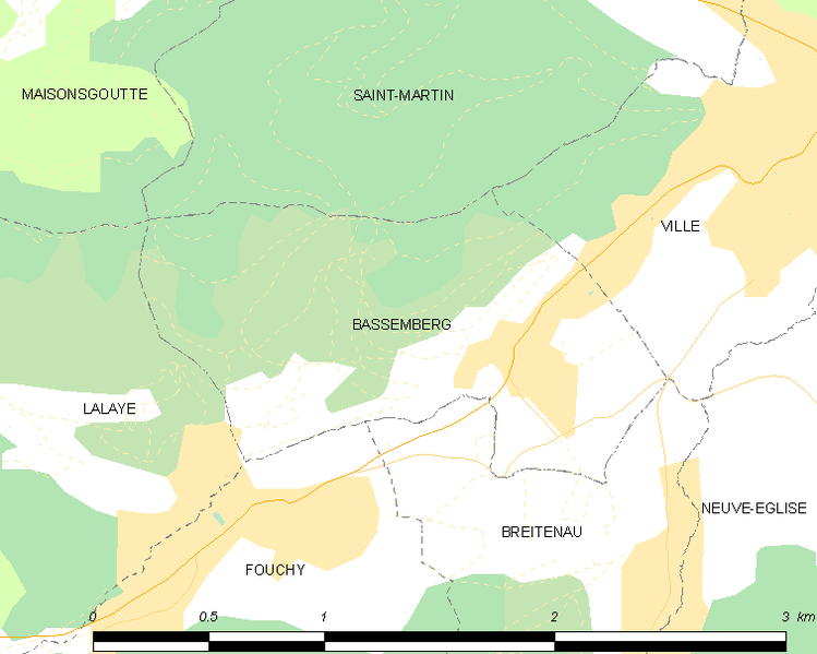 File:Map commune FR insee code 67022.png